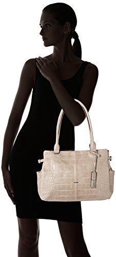 Picard Shopper Leyla, sac à main Gris sablonneux