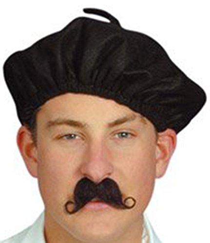 Para hombre para mujer de diseño clásico Fancy adultos e instrucciones para hacer vestidos para fiesta de cabeza de Gear la boina sombrero