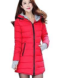 ASHOP Ropa Mujer, Chaquetas de Mujer Invierno en Oferta Abrigos con Cremallera Cremallera Jackets