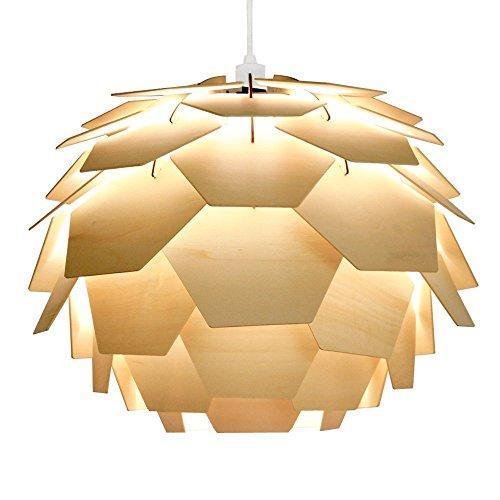 modern-designer-style-layered-wood-artichoke-ceiling-pendant-light-shade