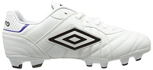 Umbro SPECIALI ETERNAL CLUB HG, Partita di calcio uomo Bianco (White (DAZ))