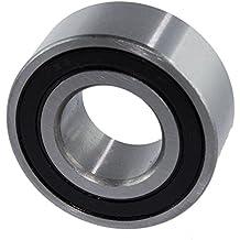 TN 3307 B 2RS Schr/ägkugellager zweireihig 35x80x34.9 mm//Industriequalit/ät//Druckwinkel 30/Â/°//glasfaserverst/ärkter Polyamidk/äfig
