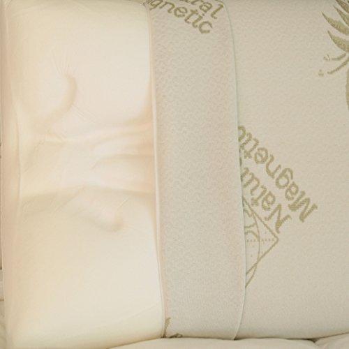 comprare on line Baldiflex - Cuscino in Memory Foam, Modello Saponetta, Fodera in Aloe Vera prezzo