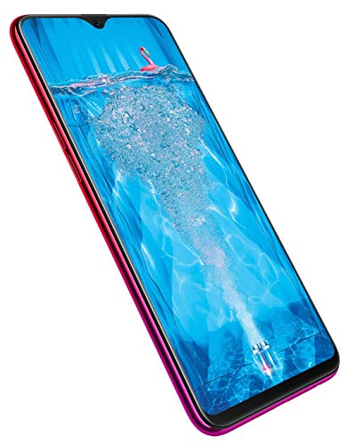 OPPO F9 Pro (Sunrise Red, 6GB+64GB) with Offers
