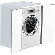 Mueble lavadora - Mueble lavadora secadora ...