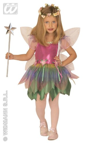 Rainbow Fairy Costume for girls