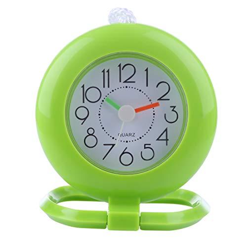 OIURV   Horloge Salle De Bains   Horloge Murale Silencieuse Pour La Salle  De Bains Ou