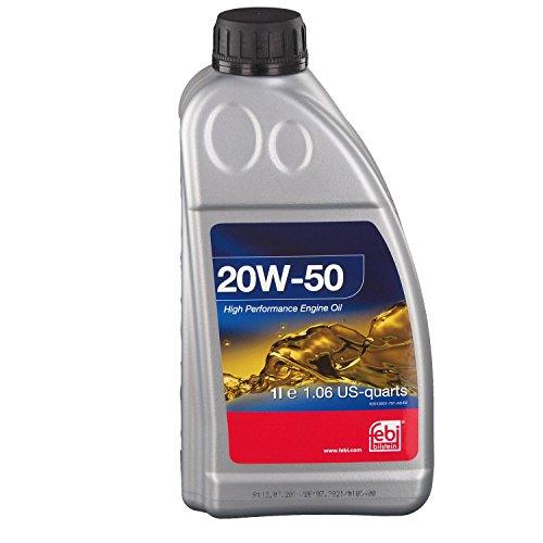 febi bilstein 32921 Motoröl SAE 20W-50 (1 Liter)