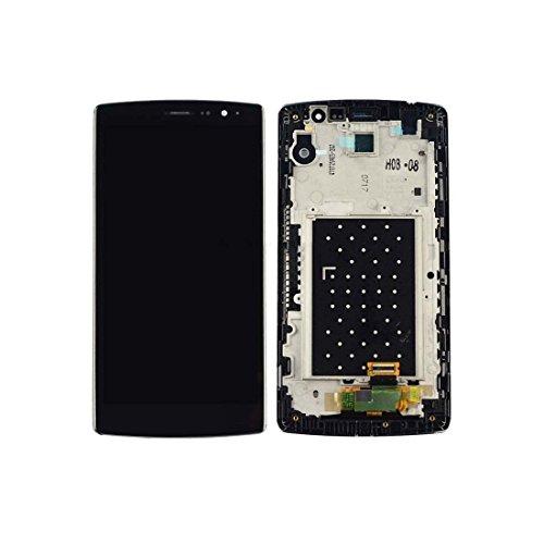 Beck Orlando Tragbares medizinisches elektronisches LCD-Mehrzweckthermometer ersetzt das alte, kaputte, rissige, beschädigte Touch Screen Digitizer Assembly with Frame (Medizinische Frames)