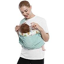 ac6a166fa22a CUBY - Porte bébé Connection - Ergonomique de la naissance à 36 mois - Le  porte