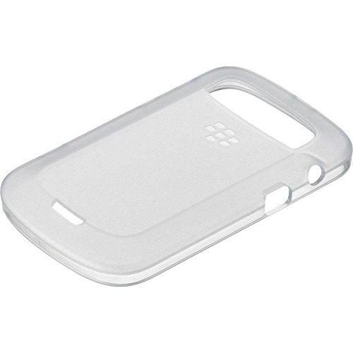 BlackBerry ACC-38873-202 TPU Softshell für 9900 Bold translucent