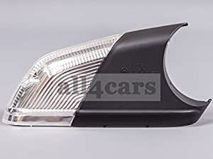 SKODA VW GENUINE WING MIRROR INDICATOR TURN SIGNAL LENS DRIVER SIDE