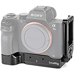 SMALLRIG A7S II L Bracket pour Sony A7 SII/A7R II/A7 II - 2278