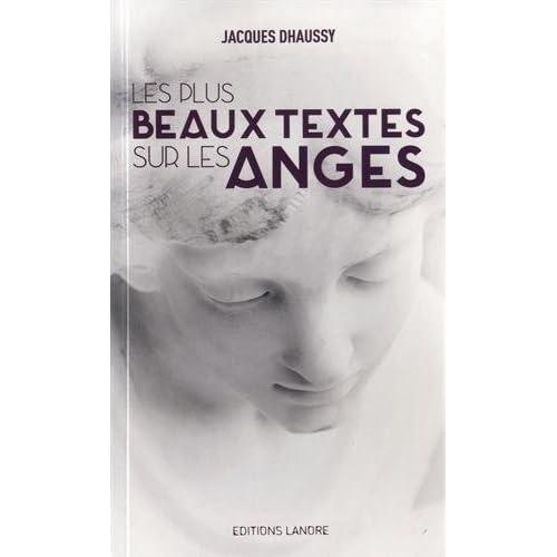Les plus beaux textes sur les anges