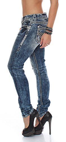 Rock Revival -  Jeans  - skinny - Donna Blu