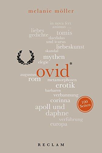 Ovid. 100 Seiten: Reclam 100 Seiten
