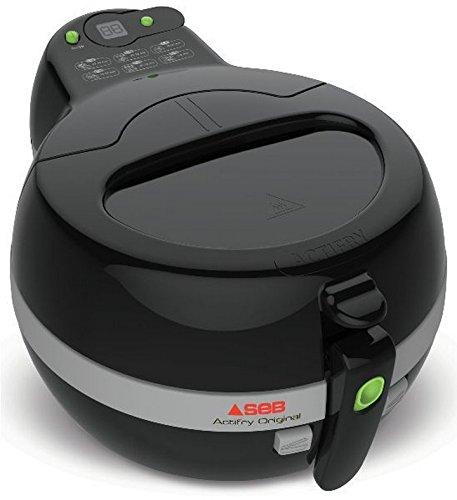 Seb - fz710800 - Friteuse sans huile 1kg 1400w noir actifry original