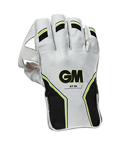 GM Unisex ST30Wicket halten Handschuh 2018, gelb, klein -