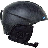 Giro casco da sci Bambino Sonic, Unisex, Helm Sonic, Lettere in stampatello nero opaco, XS( 52-53,5 cm)