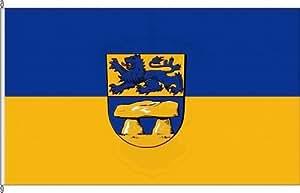 Königsbanner Hissflagge Heidekreis - 100 x 150cm - Flagge und Fahne