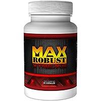 MaxRobust Xtreme: Testosteronbooster, Muskelaufbau