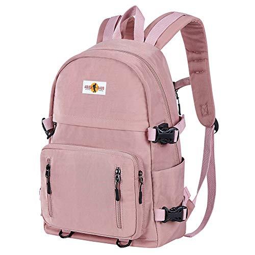 Rucksack Leichtgewicht Schulrucksack Mädchen Teenager Jungen mit USB-Ladeanschluss Schulranzen Schultasche