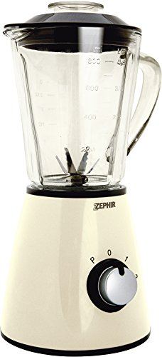 Zephir ZHC489C Frullatore da Cucina, Giallo