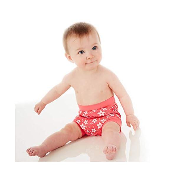 Odziezet Pañales de Natación Reutilizables Bebés Nadar de Bebé Pañal Lavable para Bebé de 0-5 Años 1