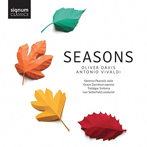 Davis - Vivaldi : Seasons