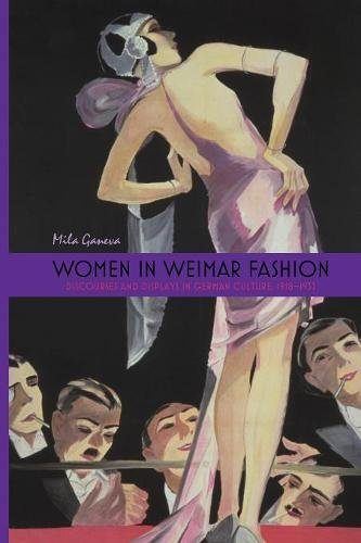 Culture Kostüm Pop - Women in Weimar Fashion: Discourses & Displays in German Culture, 1918-1933 (Screen Cultures: German Film and the Visual)
