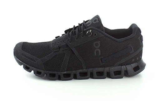 On Running Cloud W Black Black/black