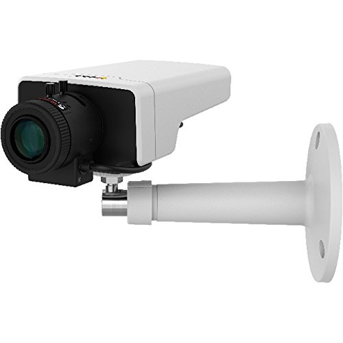 Axis M1124-E IP Security Camera Outdoor Box White 1280 x 720 Pixels - Sicherheitskameras (IP Security Camera, Outdoor, Box, White, Wall, Polymer) Axis Camera