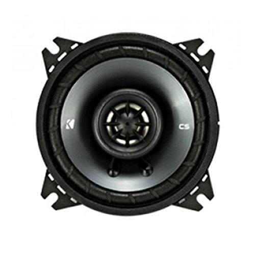 Kicker-sound-system (KICKER 43CSC44 Koaxial-System Schwarz)