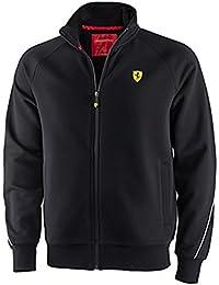 "Sweatshirt Zippé Homme Ferrari ""Taille S"""