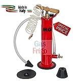 Pompa Disostruente Per Scarichi -Pompa Disotturarante -FULL OPTIONAL - Pompa Per Disotturazione Scarichi - Pompa Disostruente Manuale - Pompa Per Sgorgare - Pompa Per Gonfiare