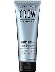 AMERICAN CREW FIBER CREAM Crème Fibreuse de Coiffage, 100ml
