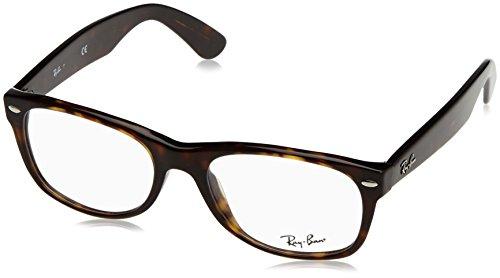 Ray-Ban Unisex-Erwachsene Brillengestell 0rx 5184 2012 54, Braun (Dark Havana)