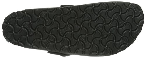 Birkenstock Boston, Sandali Unisexe-adulte Nero (schwarz (anthracite Mf-fb))