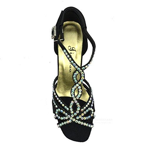 ballo liscio scarpe da donna/Scarpe ballo latino/ scarpe inferiori molli per adulti A