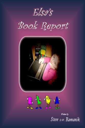 Elsa's Book Report (English Edition)