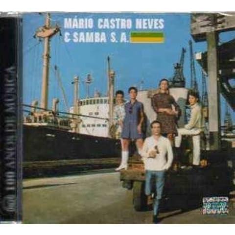 Mario Castro Neves & Samba S.A.: Serie 1 by Castro Neves, Mario (2001-10-24)