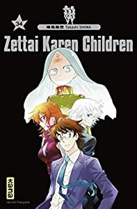 Zettai Karen Children Edition simple Tome 34