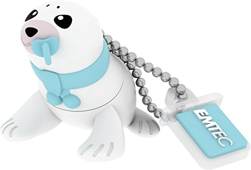 Emtec pendrive 8gb, baby seal
