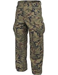 Helikon SFU NEXT Hommes Pantalons Polycoton Ripstop PL Woodland