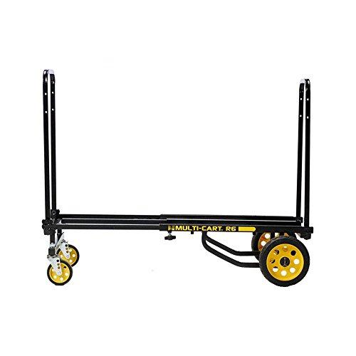 Rock-N-Roller R6RT (Mini) 8-in-1 Folding Multi-Cart/Hand Truck/Dolly/Platform