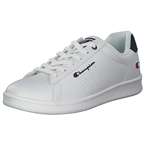Champion Legacy Herren Sneakers Shadow PU weiß 45 - Champion Sportschuhe