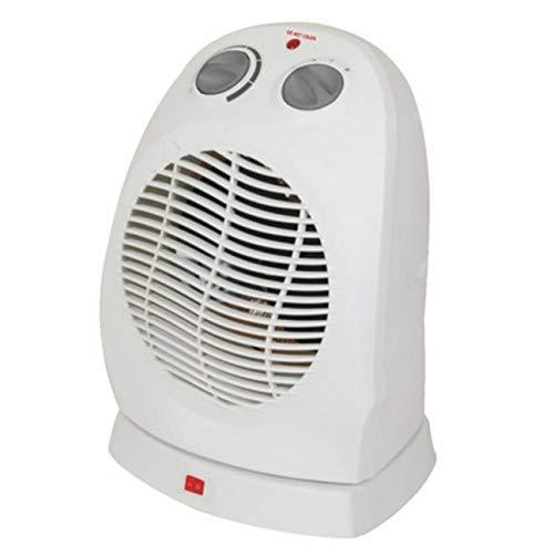 Verticale Casa Elettrico Oscillante Ventilatore Termostato 2kw Termostato Regolabile 220 V Elettrico Scaldino Termico Riscaldatore da Tavolo Spina EU Bianco Spina EU