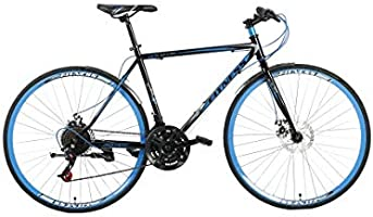 Road Bike, Fitness Minutes, Fitness-1-Blue