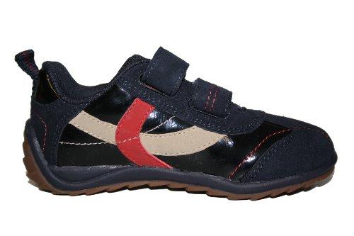 Jela , Chaussures de ville à lacets pour fille Bleu - Bleu marine