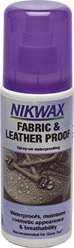 Nikwax Schuhpflege Fabric und Leather VPE12 Schuhimpraegnierung, transparent, one Size -